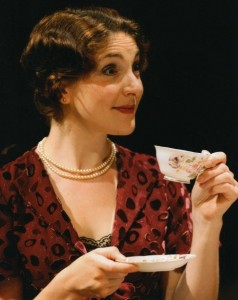 Miss Trant in THE GOOD COMPANIONS - New Wolsey, Ipswich